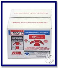 Tuscan Seam Clip (RED) - 150pcs. For 9.5mm to 13mm Thick Tiles
