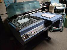 Dibipack Shrink Wrap Machine Model 4255 All In One Machine