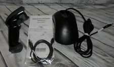 AS IS TEEMI TMSL-55 Wireless Bluetooth 2D Barcode Scanner with USB Cradle