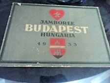 More details for rare boy scout souvenir book - world jamboree 1933 godollo budapest hungary