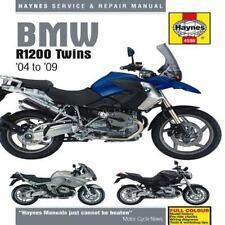 BMW R1200 Twins: '04 to '09 [Haynes Service & Repair Manual]