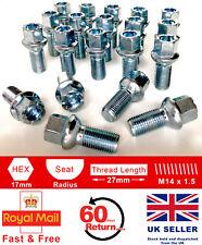 Mercedes VIANO, VITO 639;639/4 03-11 Standard alloy wheel bolts x 20