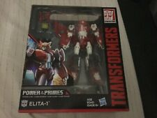 TRANSFORMERS Power of the Primes: Elita Infinite