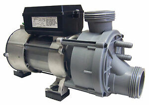 Whirlpool Bath Tub Jet Pump - .5hp, 5.5 amps, 115 volts w/ Cord and Air Switch