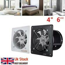 Changeable Inserts 4 Inch DUCT REQD Decorative Bathroom Fan 100mm WITH TIMER