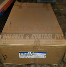 Eaton/Cutler-Hammer 225A Commercial Meter Stack Module-37SS220R, Missing Covers