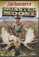 Monster Moose - Jim Shockey Moose Hunting DVD