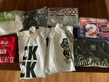 New ListingUndrcrwn 8 vintage tee shirt lot Nwt Nwot L Large Wholesale Resell Nba hip hop