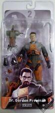 "NECA Half-Life 2 Videogame 7"" Dr Gordon Freeman Gravity Weapon Model Figure"