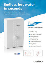 Veito Flow S Instant Water Heater /  Electric Shower (9.0KW)