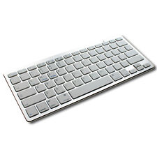 Original Wireless Bluetooth 3.0 Keyboard Keypad Silver / White for HP TouchPad