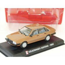 VW SANTANA 1981 Marron AUTO PLUS 1:43