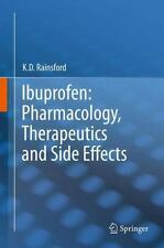 NEW - Ibuprofen: Pharmacology, Therapeutics and Side Effects