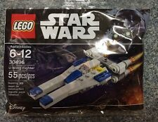 NEW Lego Star Wars U-Wing Fighter 30496 Polybag 55 Pcs New In Polybag