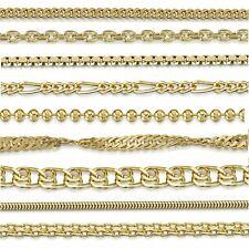 Amberta Collar en Fina Plata De Ley 925 y Chapado Oro 18k Cadena para Mujer