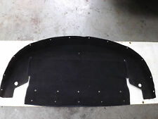 Mazda MX5 MK1 Rear Deck Carpet in Black