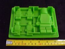 Lego person Silicone mold ;- for Chocolate / Ice Cube / Soap / Jelly sweets