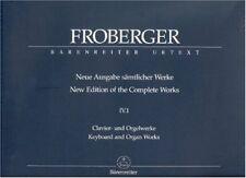 Neue Ausgabe sämtlicher Werke - Band 4.1 : Clavier - Orgel - Organ - Orgue