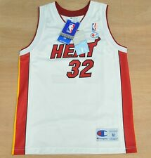 Miami Heat - Youth M / Womens 8 - Shaq O'Neal - Vtg NBA Basketball Jersey - New