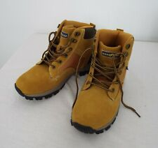 Goodyear - Mens Suede Boots - UK size 7 - Yellow colour - New in box