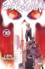 SPIDER-GWEN 10 - marvel cult 11 - PANINI COMICS MARVEL - NUOVO