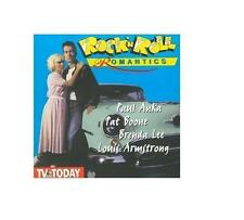 The Rock'n'Roll Romantics PAUL ANKA PAT BOONE BRENDA LEE FRANK SINATRA PAT BOONE