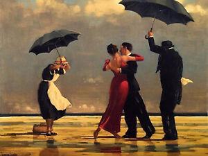 Lovers Ballet Dance Rain Couples Full drill 5D Diamond Painting Home Decor N6368