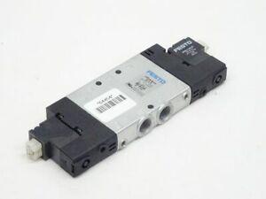Festo Cpe18-m1h-5j-1/4 Vanne Magnétique + MSEB-3-24VDC