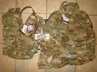 New Multicam GEN III Level 5 Uniform X-Small Regular XSR NWT L5