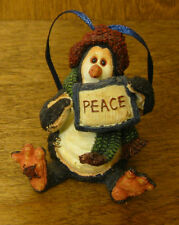 Boyds Tuxedo Gang Ornament #25804 Widdle Coldfin.Peace, From Retail Store 2.5""