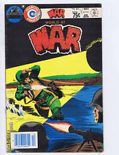 World at War #42 Charlton 1983 Canadian Variant
