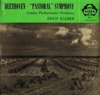 ACL 2 KLEIBER/LPO beethoven pastoral symphony DK decca ace of clubs LP PS EX/EX