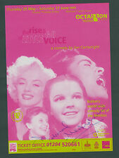 SIGNED Deborah McAndrew 'The rise and fall of Little Voice'  Octagon ad.43