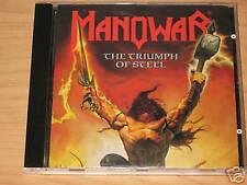 MANOWAR/The Triumph of Steel / CD Album
