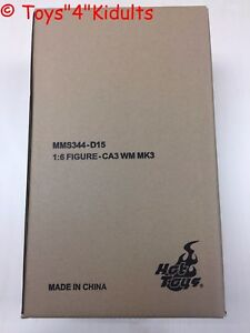 Hot Toys MMS 344 Captain America Civil War War Machine Mark III 3 Don Cheadle