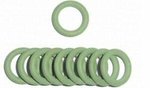 Pack of 10 Genuine Kranzle Pressure Washer Lance Hose Viton Green Seal Set