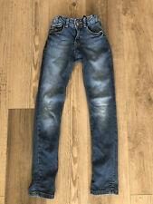 George Ragazze Jeans bootcut stonewashed 100/% COTONE 8 a 9 /& 9 a 10 ANNI NUOVO CON ETICHETTA