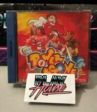 Power Stone Dreamcast PAL Multilingua Used Usato Completo Capcom Eidos