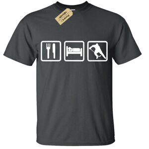 Eat Sleep HOCKEY T-Shirt gift tee top