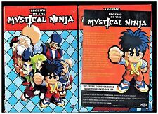 Legend of the Mystical Ninja - Complete Anime Collection (Brand New 5 DVD Boxset