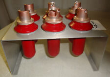 6 x Beckman 116.8 Centrifuge Buckets for SW 28 SW28 Rotor
