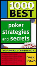 1000 Best Poker Strategies and Secrets by Susie Isaacs, Book, New (Paperback)