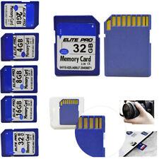 2G 4G 8GB 16GB 32GB High Speed Flash Memery Cards Secure Digital SD Card NEW