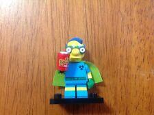 Lego Minifigures The Simpsons Series 2, Milhouse Fall Out Boy