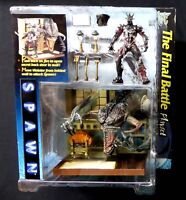 Spawn Movie The Final Battle Playset New 1997 McFarlane Toys Amricons