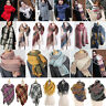 Pashmina Long Soft Wool Scarf Shawl Wrap Women Men Warm Cashmere Stole Scarves