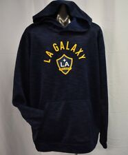 MLS Youth Los Angeles Galaxy Soccer Pullover Hoodie New XL (18-20)