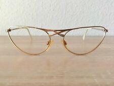 Zollitsch Glasses Model Jeunesse 20 900S W.Germany Eye Frame 18ct Gold Plated