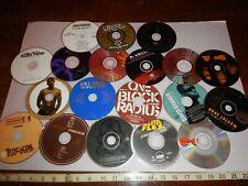 Rap R&B Cds Disc Only Lot of 19 - Black Eyed Peas Jamiroquai Fugees De La Soul