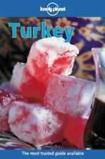 LONELY PLANET:  TURKEY  (1999)